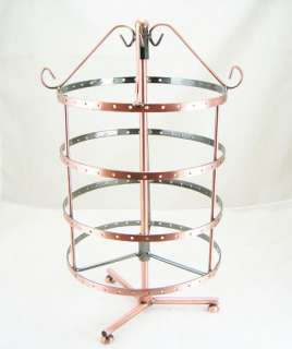 Jewelry Holder Display Rack For Earrings 72 Pairs d017