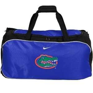 Nike Florida Gators Royal Blue NCAA Duffel Bag Sports
