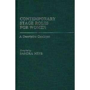 for Women: A Descriptive Catalogue (9780313244735): Sandra Heys: Books
