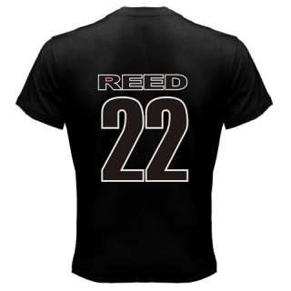 New CHAD REED Motor Sport Team Black T shirt S 3XL