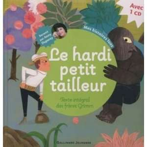Le hardi petit tailleur (1CD audio) (French Edition