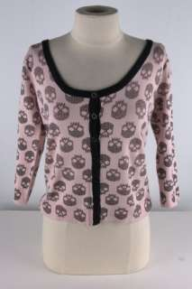 Iron Fist Pink Sugar Hiccup Cardigan Top 1827