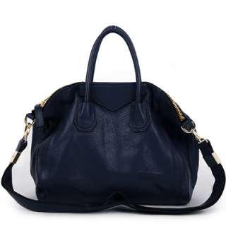MADE IN KOREA]NWT Genuine leather BRODY satchel shoulder bag purse