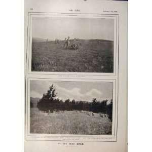 Mooi River Field Artillery Boer War Africa 1900: Home