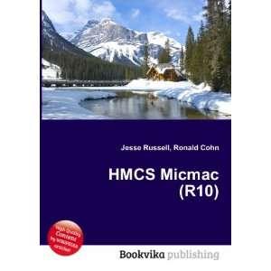 HMCS Micmac (R10) Ronald Cohn Jesse Russell  Books