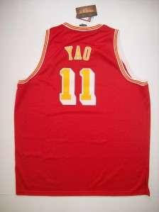Yao Ming Houston Rockets Signed Jersey UDA BAJ40737