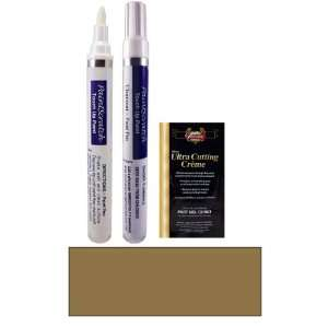 1/2 Oz. Medium Brown Metallic Paint Pen Kit for 1984 Dodge