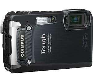 Olympus Tough TG 820 iHS Shock & Waterproof Digital Camera Kit 12MP