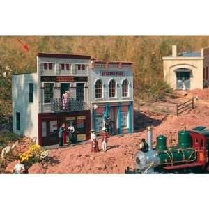 STEAKHOUSE   PIKO G SCALE MODEL TRAIN BUILDING KIT 62205 Toys & Games