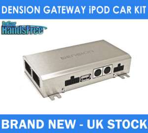 DENSION GATEWAY 500 iPOD CAR KIT, MERCEDES BENZ GW51MO2