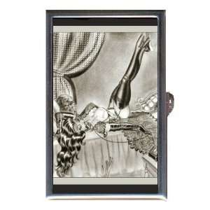 BILL WARD STOCKINGS UP IN AIR Coin, Mint or Pill Box Made