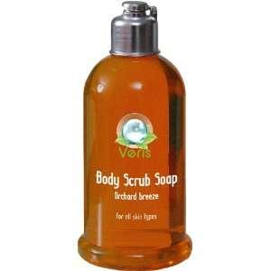 Veris Dead Sea Cosmetics, Algae & Minerals Body Scrub Soap