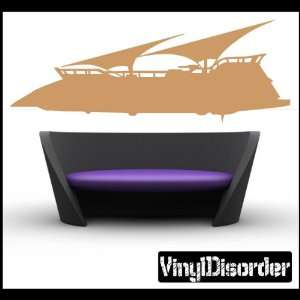 Royal Sand Skiff Starwars Star Wars Vinyl Decal Stickers