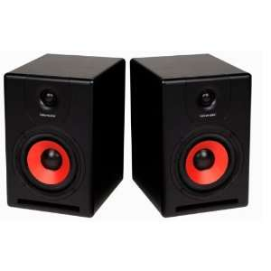 iKEY audio M 606 V2 (Pair) Active Studio Monitors Musical