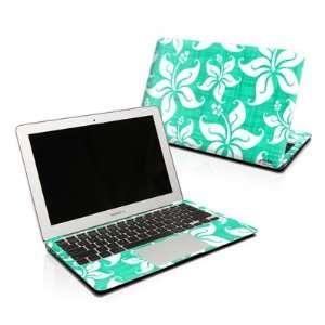 Mea Aloha Design Protector Skin Decal Sticker for Apple MacBook Pro 17