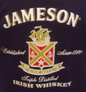 Irish Whiskey T Shirt Ireland Black Mens Sz S,M,L,XL,XXL