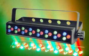 LED Batten American DMX Club DJ Stage wash Lighting NEW