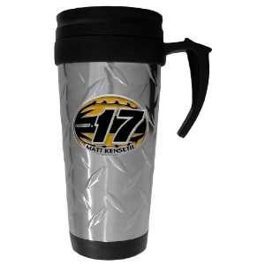 17 MATT KENSETH Diamond Plate Travel Mug   NASCAR NASCAR   Fan Shop