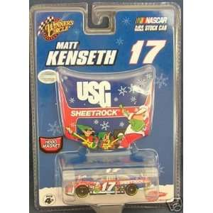 Matt Kenseth #17 2007 Winners Circle 1/64 Scale Car #17 Matt Kenseth