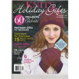 Interweave Knits Magazine (60+ Projects to Celebrate