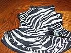 Zebra Print Dog Dress size Small