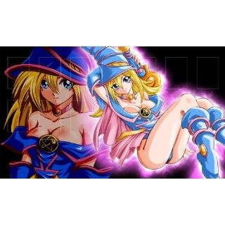 Yugioh Double Dark Magician Girl Custom Playmat / Gamemat / Mat [Toy]