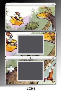 2x SKIN COVERS Cases Vinyl game decal Nintendo DS Lite