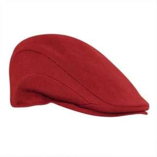 cbae51e7813 ... Kangol Mens Cap Tropic 507 6915BC Cardinal Red Hat ...