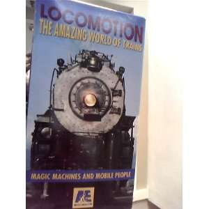 Locomotion ~MAGIC MACHINES AND MOBILE PEOPLE Vol.4~ (The Amazing World