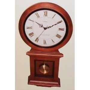LINDEN ALDERWOOD SCHOOL HOUSE CLOCK WWL 7092: Home