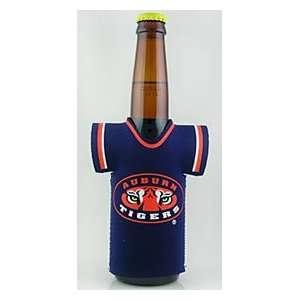 Auburn University Tigers AU NCAA Bottle Jersey Can Koozie