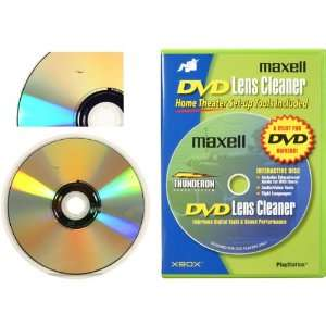 T37871 DVD Laser Lens Cleaner: Electronics