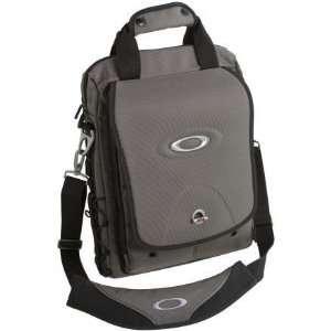 OAKLEY VERTICAL 2.0 Laptop Computer Bag Case  Titanium Electronics