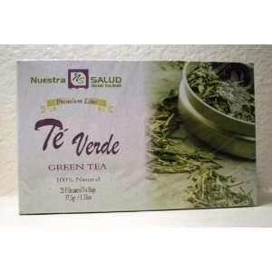 Green Tea   Te Verde Filter Tea Bags Health & Personal