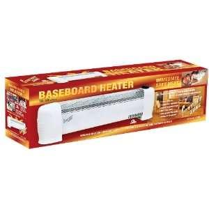 Comfort Zone CZ600 Radiant Baseboard Heater