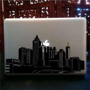 Atlanta skyline laptop skin vinyl decal