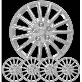 16 Chrysler Dodge Chrome Hub Caps Wheel Covers Set
