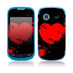 Samsung Character Decal Skin Sticker   Vampire Love