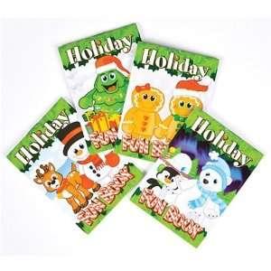 ~ 72 ~ Mini Holiday Christmas FUN & Game Books ~ NEW Toys & Games