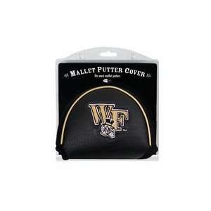 Wake Forest Demon Deacons Golf Mallet Putter Cover (Set of