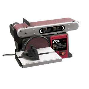Skil 4 Amp Belt / Disc Sander 3375 01