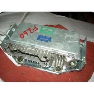 Body Computer BCU  INFINITI Q45 93 ABS; (under dash right