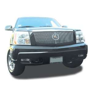 Billet Grille Insert   Vertical, for the 2003 Cadillac Escalade ESV