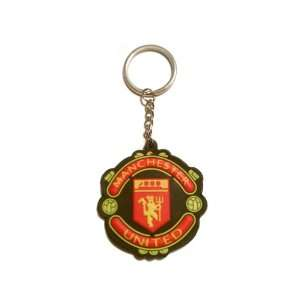 Manchester United FC Team Logo Keychain (Big) Everything