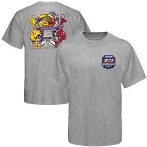 NCAA LSU Tigers vs. Alabama Crimson Tide 2012 BCS National