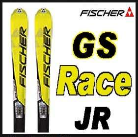 04 05 Fischer RC4 WorldCup GS JR Skis 138cm NEW