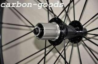 2012 New Carbon Road Bike 88mm Rear Wheel/Wheelset in Clincher Shimano