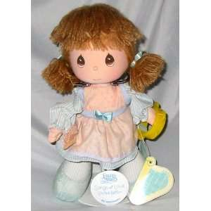Precious Moments Songs of Love 10 Limited Edition Doll