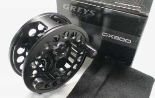 Greys GX300 Light weight Aluminum Cast Fly Reel 6/7/8 Great reel for