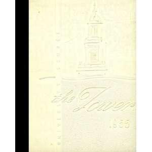 (Reprint) 1955 Yearbook University High School, Carbondale